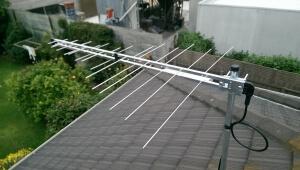 Antenna Installed