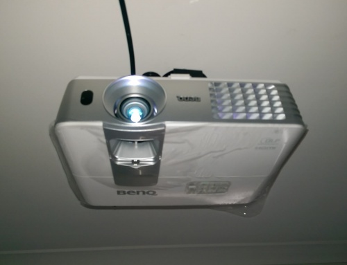 Benq Projector Installed in Point Cook