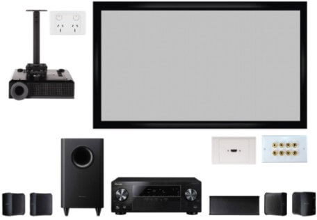 Projector Installation Melbourne Premium Package