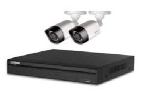 CCTV Installation Melbourne 2 Cameras Kit