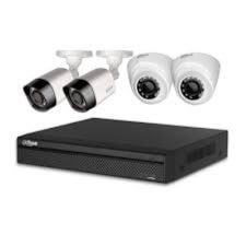 CCTV Installation Melbourne 4 Cameras Kit